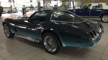 1972 Corvette c3 Mako Shark
