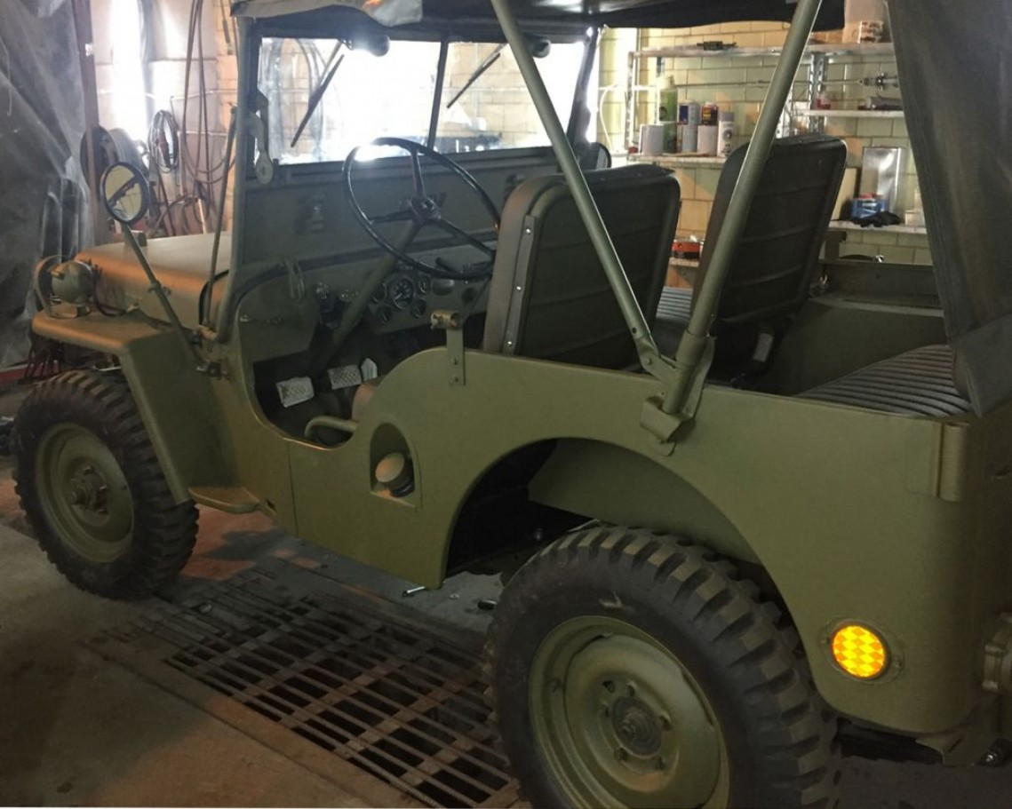 1949 Willys M38