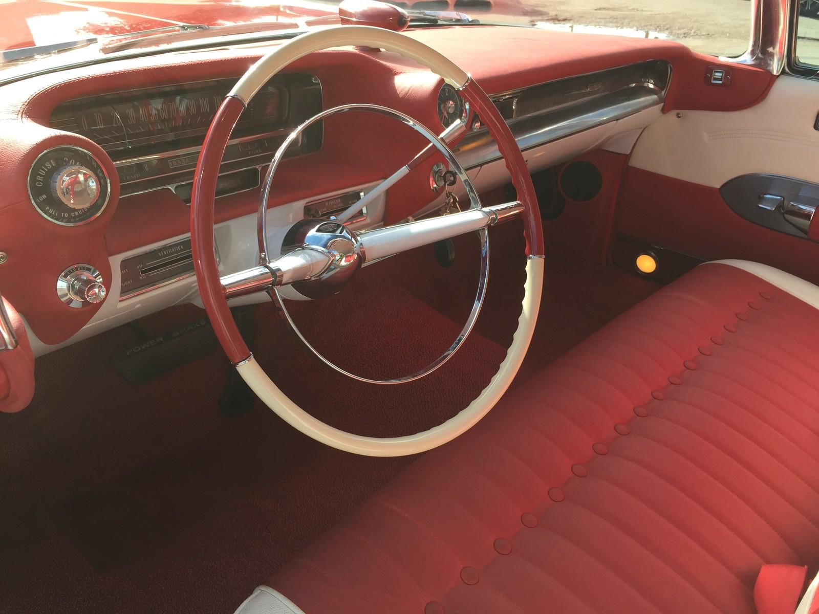 реставрация салона ретро автомобилей